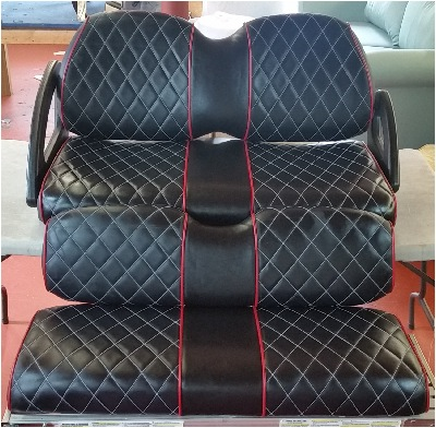Custom Golf Cart Seat Covers Ive Made